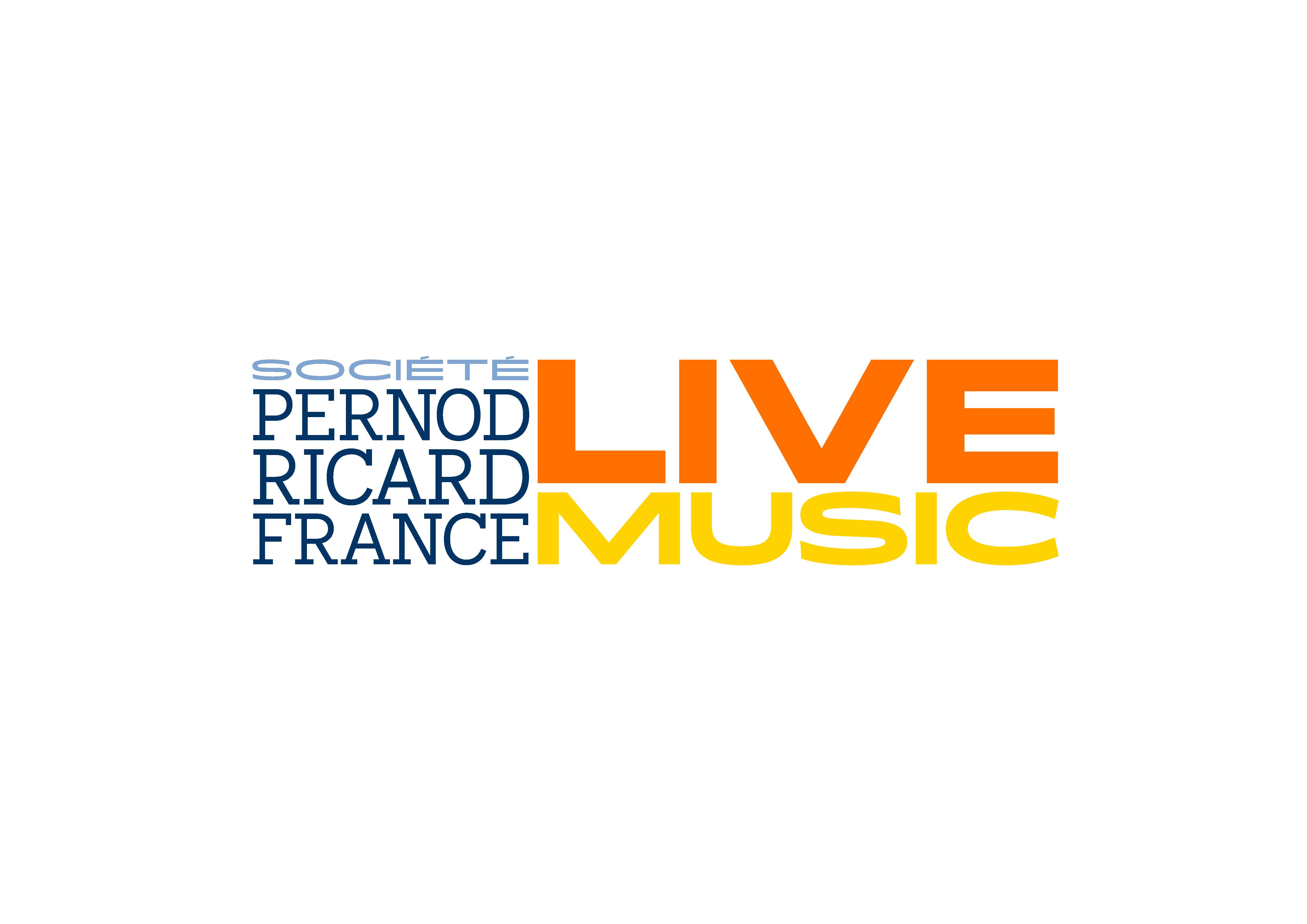 SOCIETE PERNOD RICARD FRANCE LIVE MUSIC